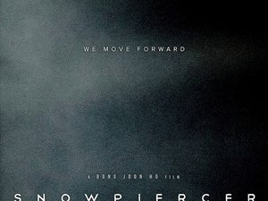 plakat filmu Snowpiercer: Arka przyszłości, Chris Evans