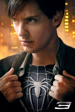 plakat filmu Spider-Man 3