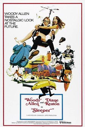 plakat filmu Śpioch