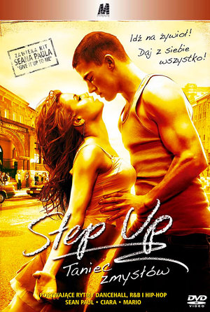 plakat filmu Step Up Taniec zmysłów/Monolith Video