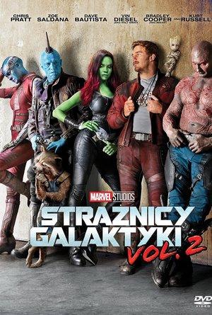 plakat filmu Strażnicy Galaktyki vol. 2. Galapagos Films