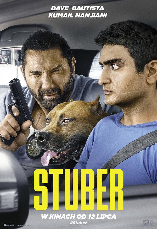 Plakat filmu Stuber