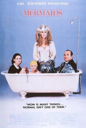 plakat filmu Syreny