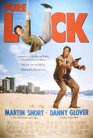 plakat filmu Szczęściarz