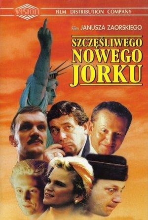 plakat filmu Szczęśliwego Nowego Jorku