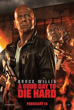 plakat filmu Szklana pułapka 5
