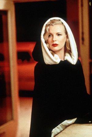 plakat filmu Tajemnice Los Angeles. Kim Basinger