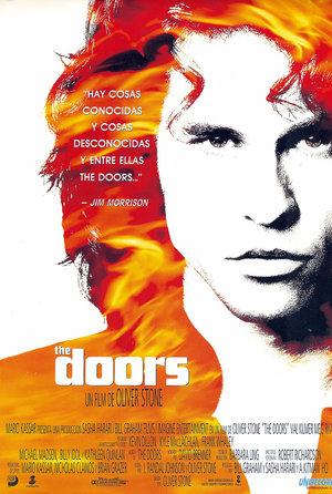 plakat filmu The Doors