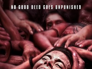 plakat filmu The Green Inferno. Eli Roth