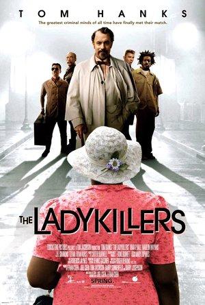 plakat filmu The Ladykillers
