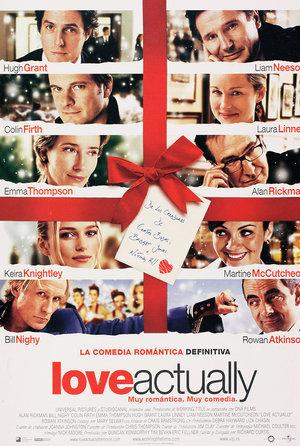 plakat filmu To właśnie miłość