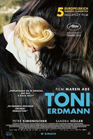 plakat filmu Toni Erdmann. Gutek Film