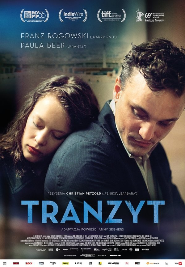 plakat filmu Tranzyt