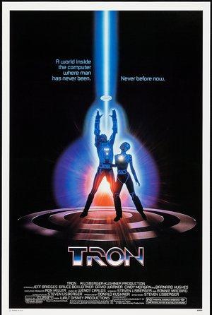 plakat filmu TRON