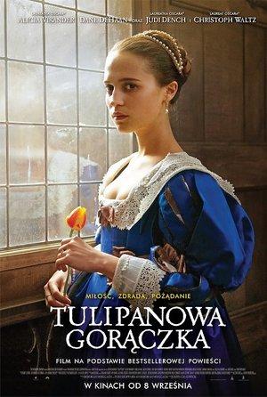 plakat filmu Tulipanowa gorączka. Forum Film Poland