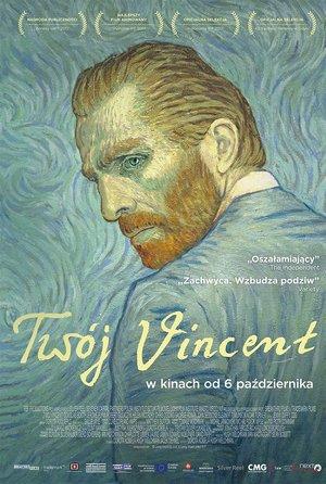 plakat filmu Twój Vincent. Next Film
