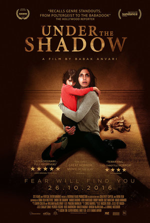 plakat filmu Under the Shadow