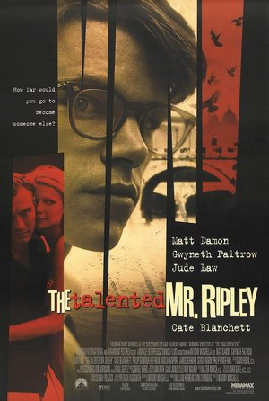 plakat filmu Utalentowany pan Ripley