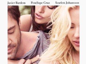 plakat filmu Vicky Cristina Barcelona