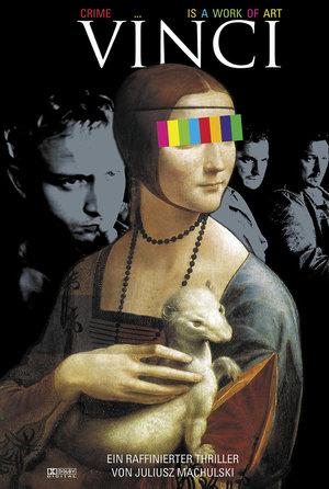 plakat filmu Vinci, reż. Juliusz Machulski
