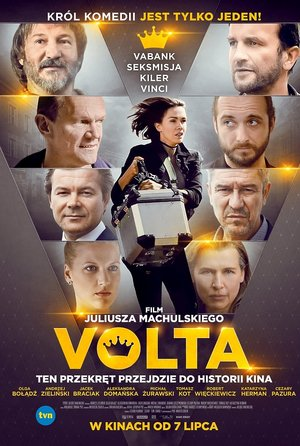plakat filmu Volta. Kino Świat