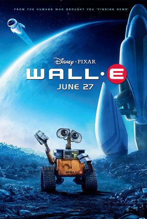 Plakat filmu WALL-E