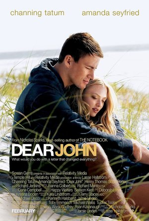 plakat filmu Wciąż ją kocham, Dear John