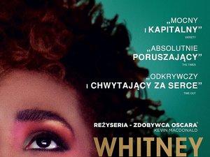 plakat filmu Whitney. Kino Świat