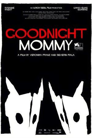 plakat filmu Widzę, widzę, Ich seh, Ich seh, Goodnight Mommy