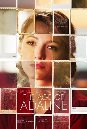plakat filmu Wiek Adaline