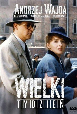 plakat filmu Wielki tydzień