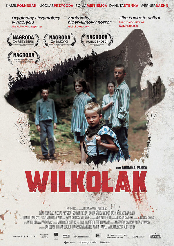Plakat filmu Wilkołak