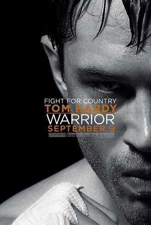 plakat filmu Wojownik