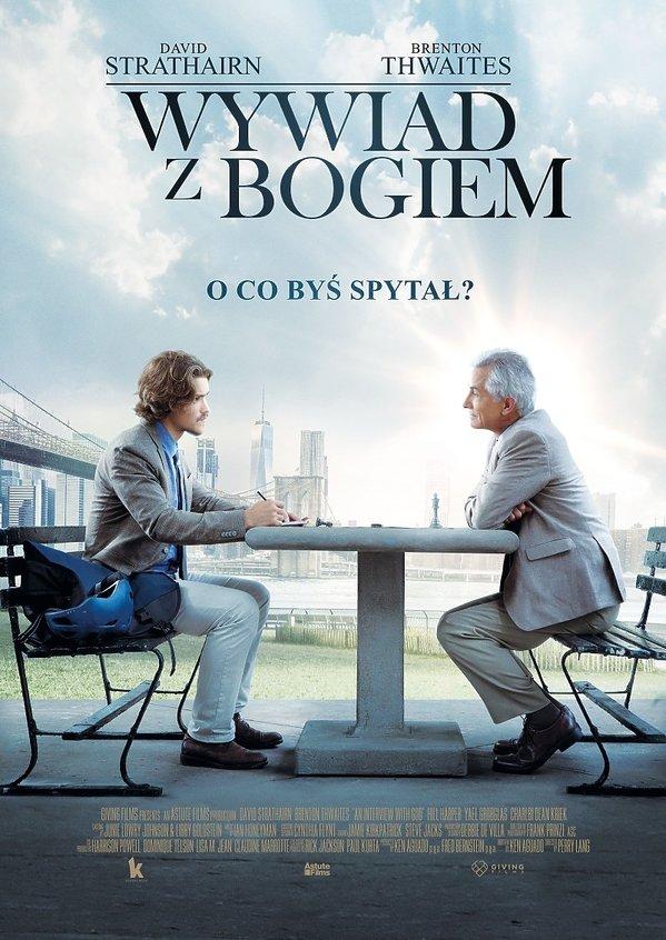 plakat filmu Wywiad z Bogiem