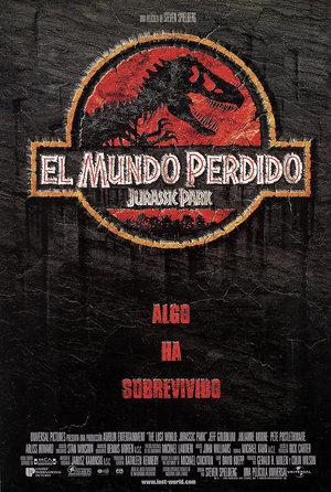 plakat filmu Zaginiony świat: Jurassic Park