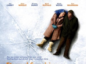 plakat filmu Zakochany bez pamięci, Eternal Sunshine of Spotless Mind