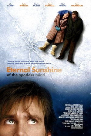 plakat filmu Zakochany bez pamięci, Eternal Sunshine of Spotless Mind
