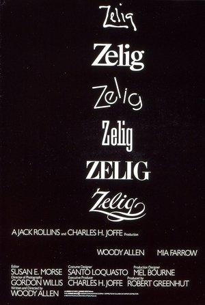 plakat filmu Zelig