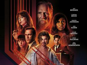 Plakat filmu Źle się dzieje w El Royale