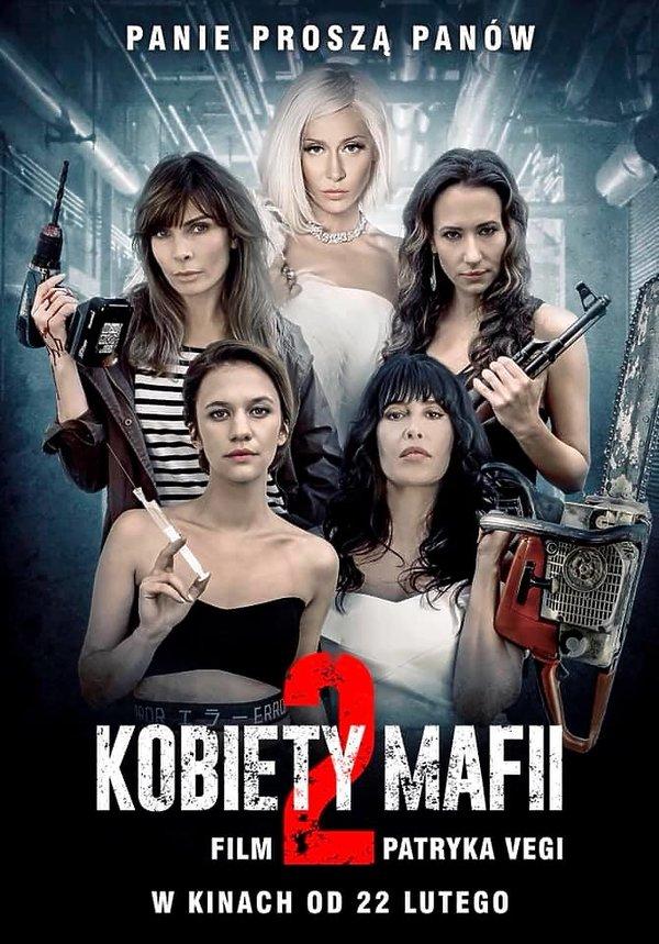 Plakat Kobiety mafii 2