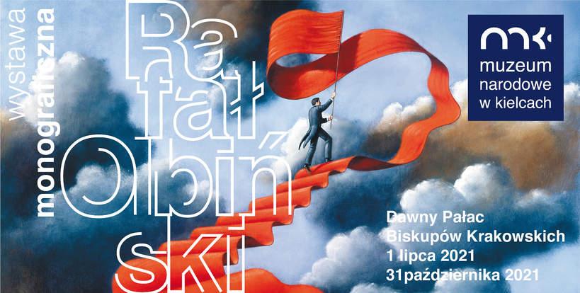 Plakat Rafał Olbiński