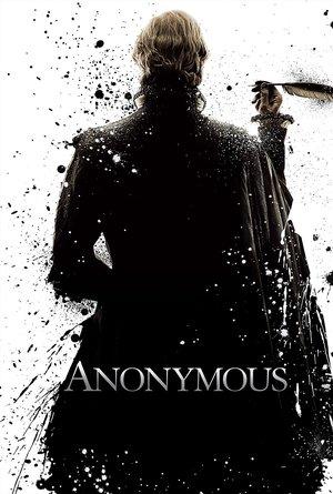 plakat z filmu Anonimus