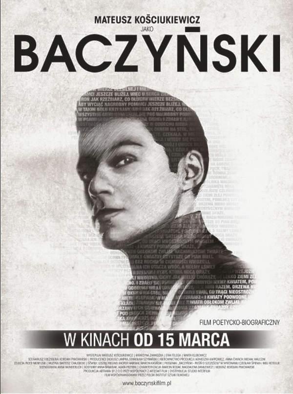 plakat z filmu baczyński