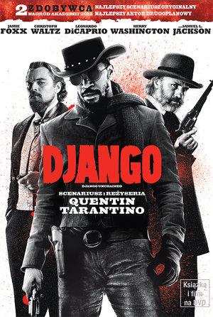 plakat z filmu Django. Imperial Cinepix