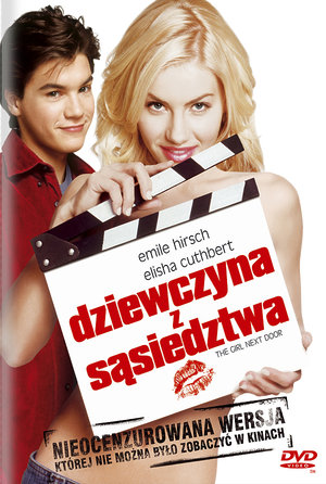 plakat z filmu Dziewczyna z sąsiedztwa. Imperial Cinepix