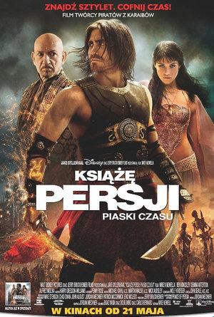 Plakat z filmu Książę Persji