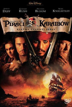plakat z filmu Piraci z Karaibów: Klątwa Czarnej Perły