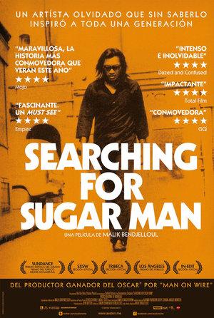 plakat z filmu Sugar Man
