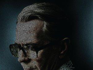 plakat z filmu Szpieg