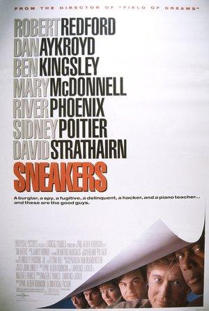 plakat z filmu Włamywacze
